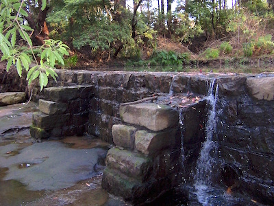 Have you found Millards Creek Weir, Ulladulla?