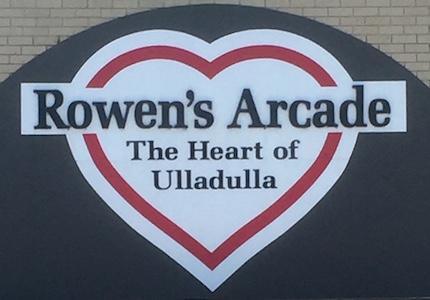 Ulladulla's famous Funland, and Rowen's Arcade